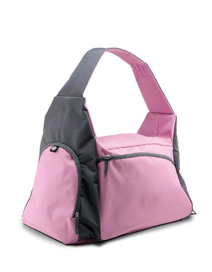 Praktische Sporttasche mit Kühlfach