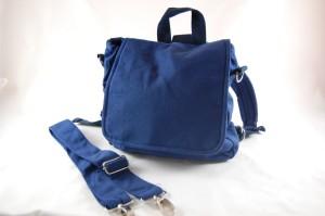 Multi-Tasche SMALL blau VORNE1