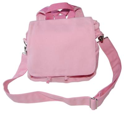 Canvastasche in rosa von Lieblingsstücke 4330