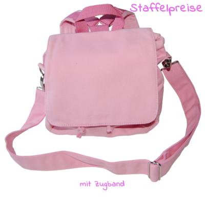 Canvas Taschenrohling in rosa von Lieblingsstücke 4330 KIndergartentasche
