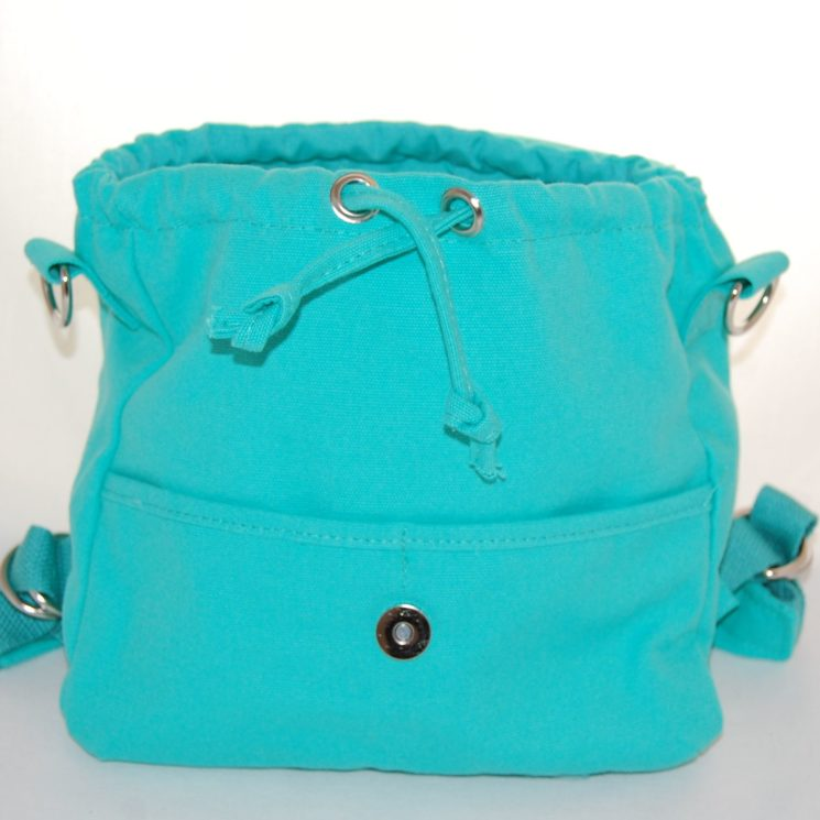 Lieblingsstücke Rohling Kindergartentasch Rucksack in tükis