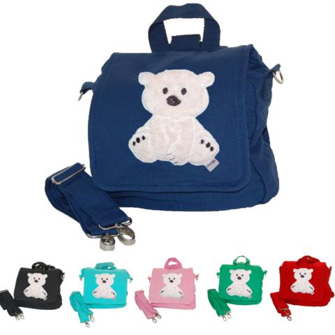 Kindergartentasche Bärchen mit Namen von Lieblingsstücke