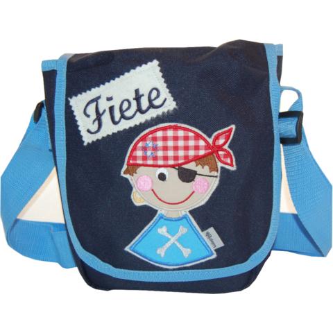 Kindertasche Pirat mit Namen von Lieblingsstücke