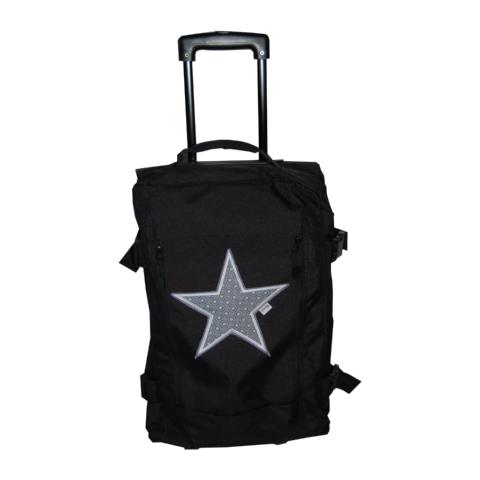 Trolley mit Stern in schwarz und silber - Lieblingsstücke