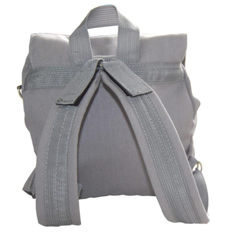 Kindergartentasche Rohling Tasche und Rucksack in einem