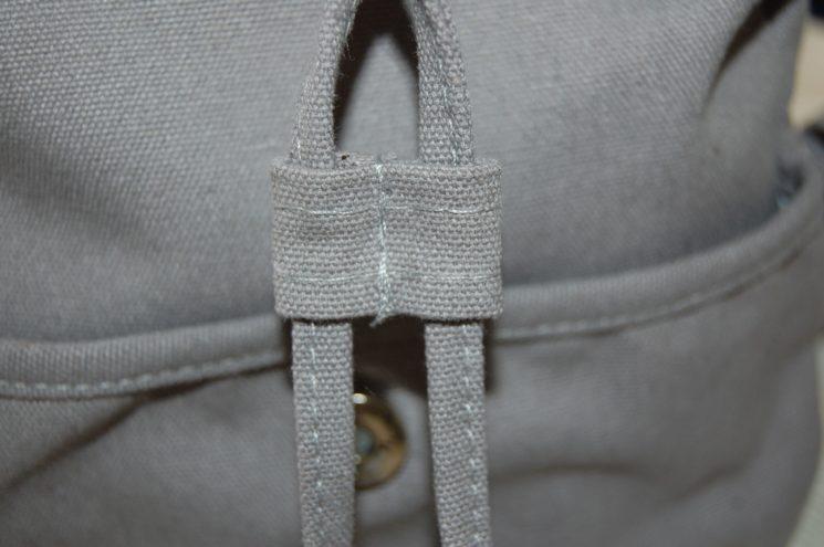 Taschenrohling Kindergartentasche mit Zugband von Lieblingsstücke 4330