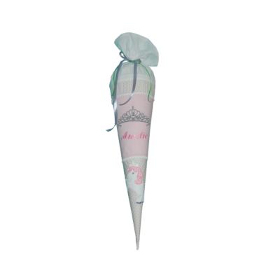 Einhorn Schultüte mit Diadem von Lieblingsstücke 4330