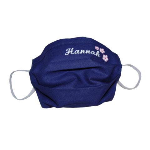 Behelfsmaske für Kinder mit Namen