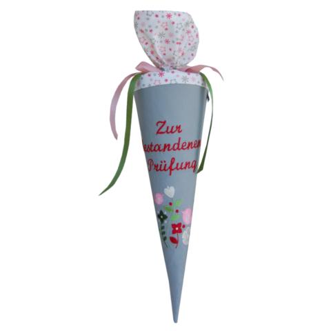 Prüfungstüte aus Stoff. Geschenk zur Prüfung von Lieblingsstücke 4330