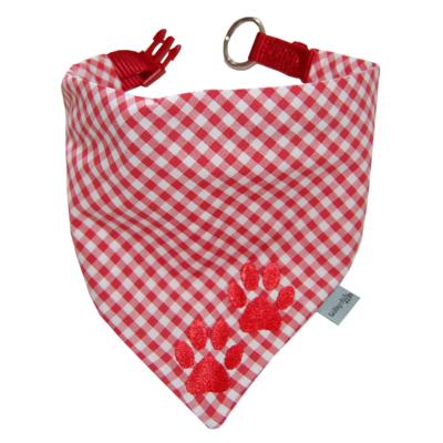 Halstuch für Hunde individuell bestickt